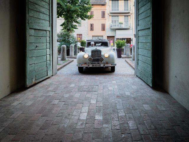 Il matrimonio di Giorgio e Elena a Noceto, Parma 29