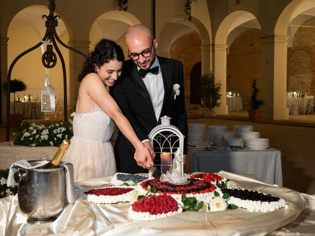 Il matrimonio di Giorgio e Elena a Noceto, Parma 43
