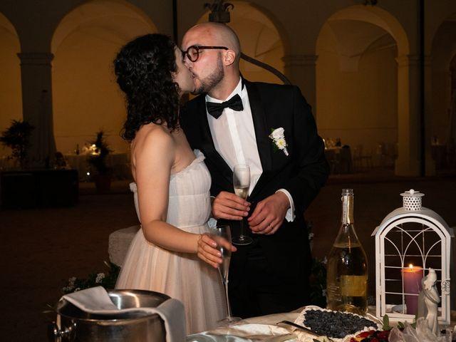 Il matrimonio di Giorgio e Elena a Noceto, Parma 45