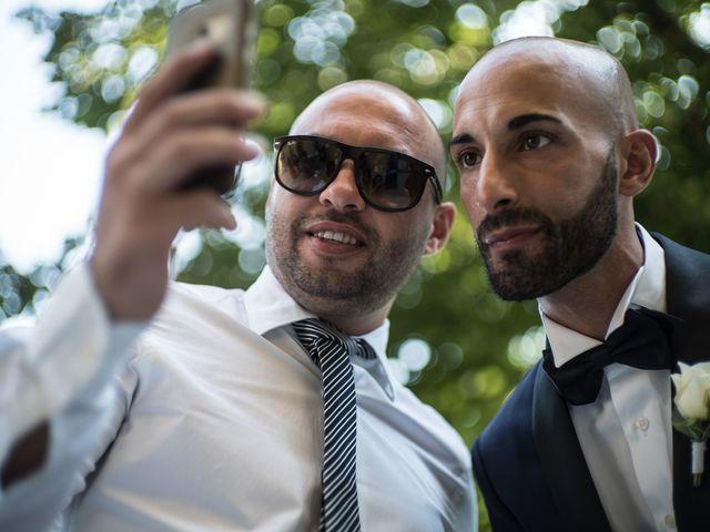 Il matrimonio di Massi e Gaia a Inveruno, Milano 71