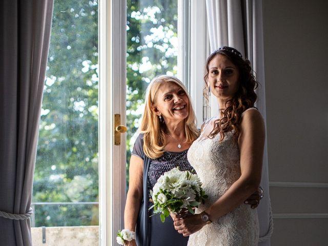 Il matrimonio di Massi e Gaia a Inveruno, Milano 83