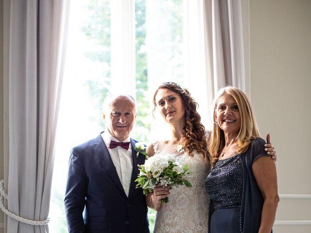 Il matrimonio di Massi e Gaia a Inveruno, Milano 84
