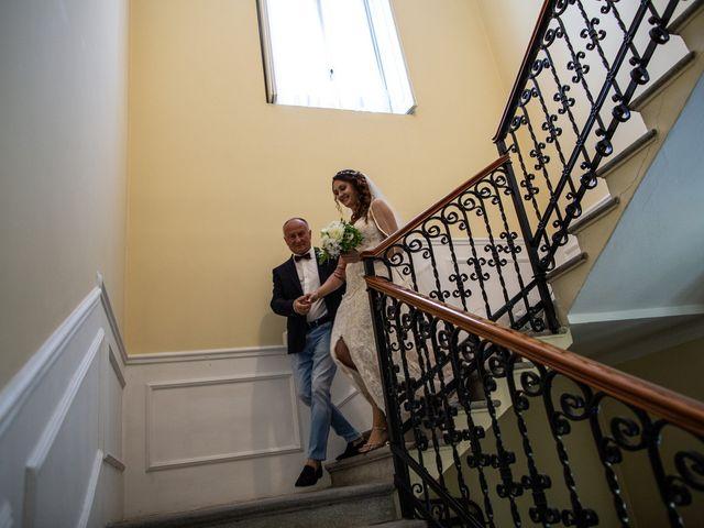Il matrimonio di Massi e Gaia a Inveruno, Milano 91