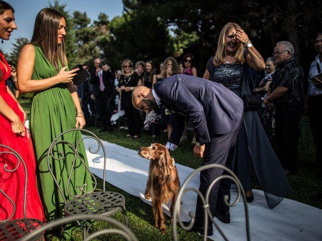 Il matrimonio di Massi e Gaia a Inveruno, Milano 94