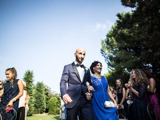 Il matrimonio di Massi e Gaia a Inveruno, Milano 97