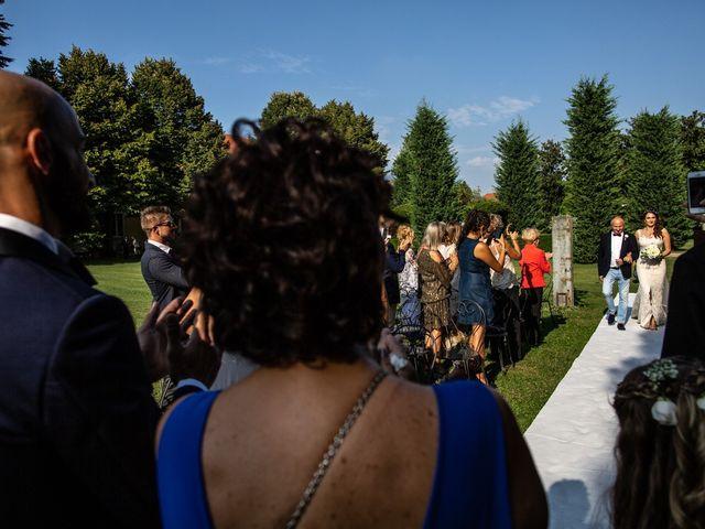 Il matrimonio di Massi e Gaia a Inveruno, Milano 98