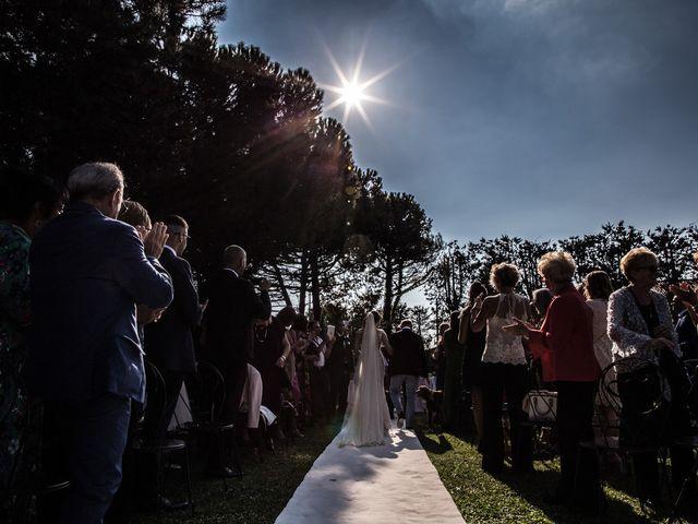 Il matrimonio di Massi e Gaia a Inveruno, Milano 1