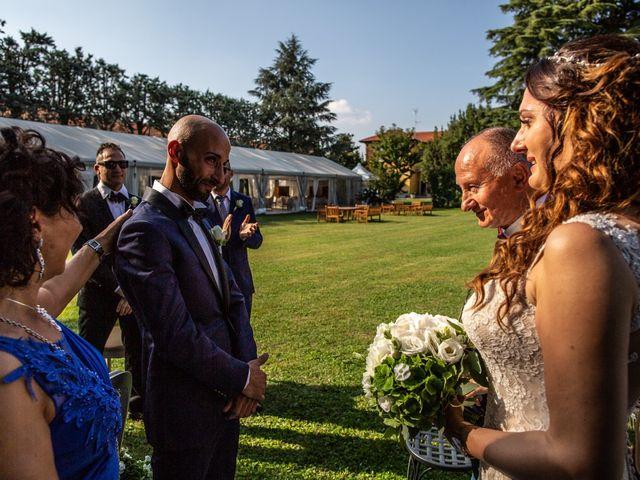 Il matrimonio di Massi e Gaia a Inveruno, Milano 99