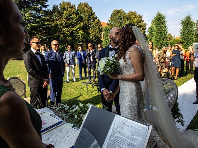 Il matrimonio di Massi e Gaia a Inveruno, Milano 100