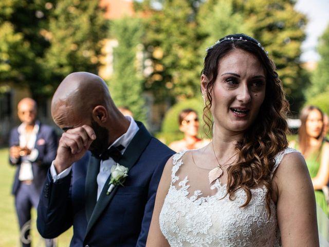 Il matrimonio di Massi e Gaia a Inveruno, Milano 101