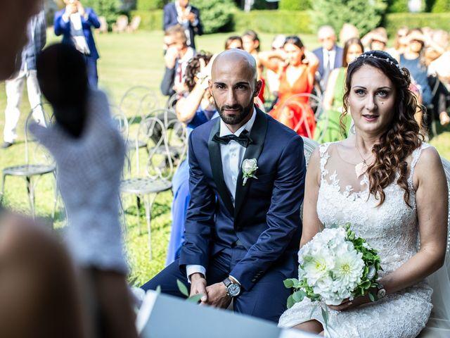 Il matrimonio di Massi e Gaia a Inveruno, Milano 106