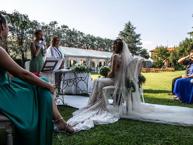 Il matrimonio di Massi e Gaia a Inveruno, Milano 109