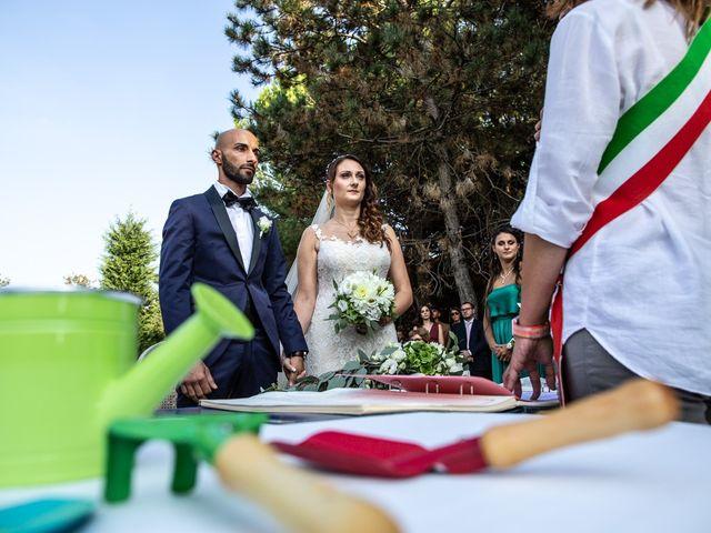 Il matrimonio di Massi e Gaia a Inveruno, Milano 111