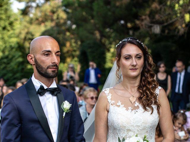 Il matrimonio di Massi e Gaia a Inveruno, Milano 112