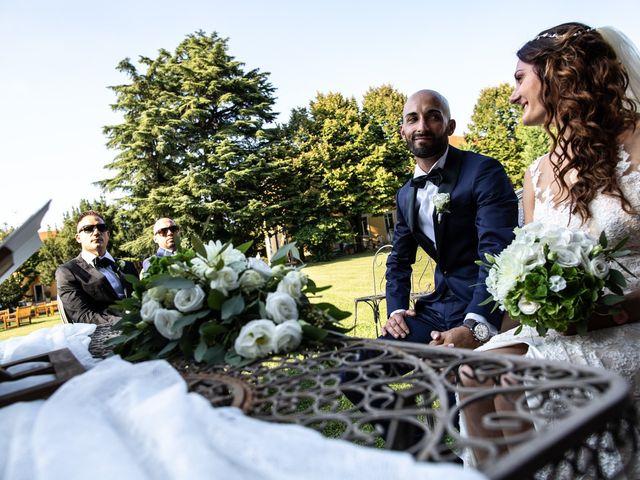 Il matrimonio di Massi e Gaia a Inveruno, Milano 113