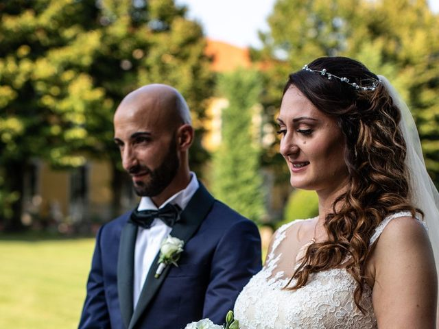 Il matrimonio di Massi e Gaia a Inveruno, Milano 114