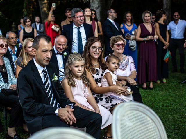 Il matrimonio di Massi e Gaia a Inveruno, Milano 115