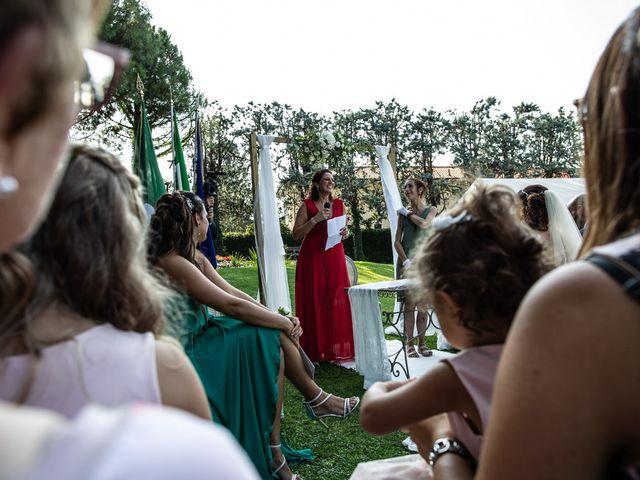 Il matrimonio di Massi e Gaia a Inveruno, Milano 118