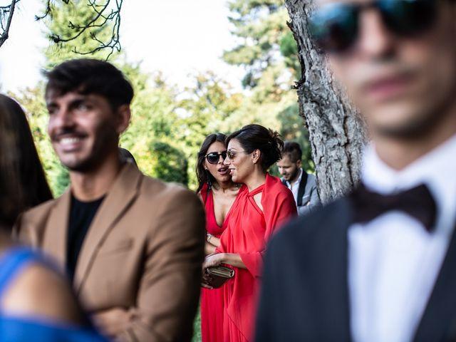 Il matrimonio di Massi e Gaia a Inveruno, Milano 120