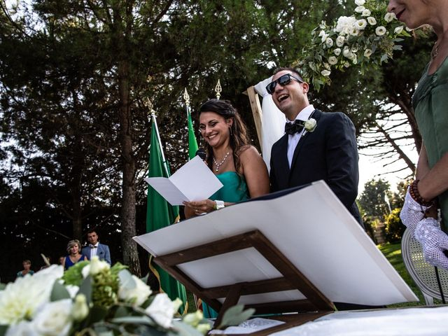 Il matrimonio di Massi e Gaia a Inveruno, Milano 123