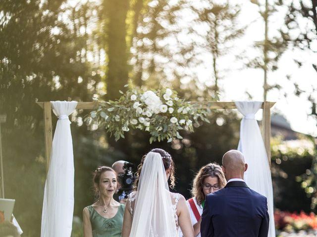 Il matrimonio di Massi e Gaia a Inveruno, Milano 125