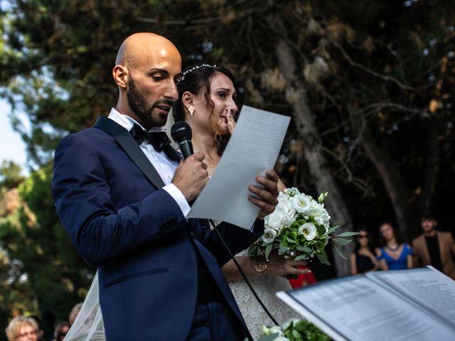 Il matrimonio di Massi e Gaia a Inveruno, Milano 127