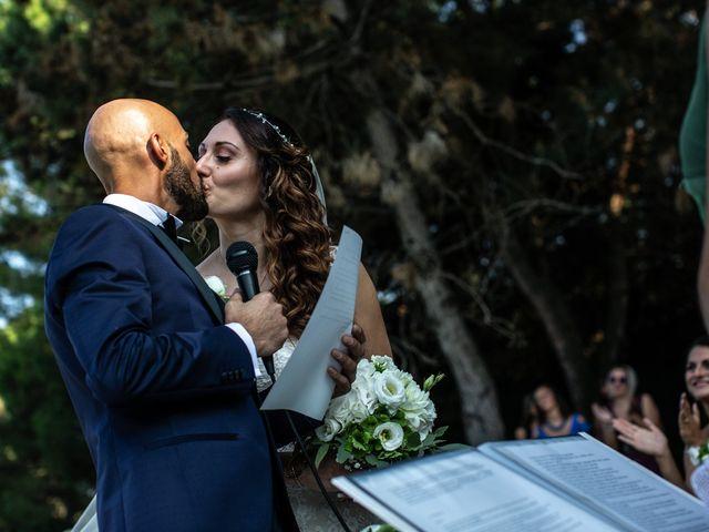 Il matrimonio di Massi e Gaia a Inveruno, Milano 128