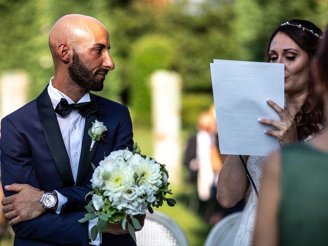 Il matrimonio di Massi e Gaia a Inveruno, Milano 134