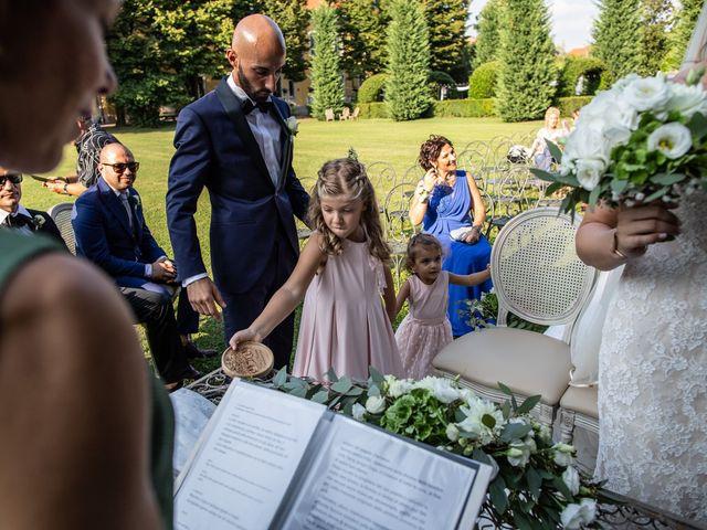 Il matrimonio di Massi e Gaia a Inveruno, Milano 136