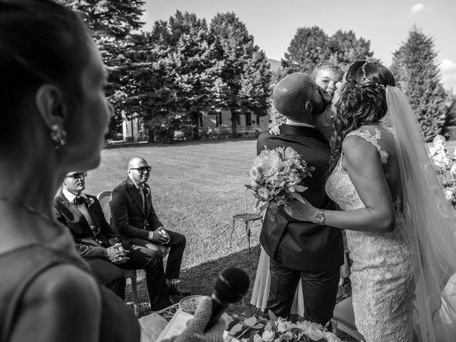 Il matrimonio di Massi e Gaia a Inveruno, Milano 137