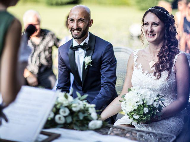 Il matrimonio di Massi e Gaia a Inveruno, Milano 139