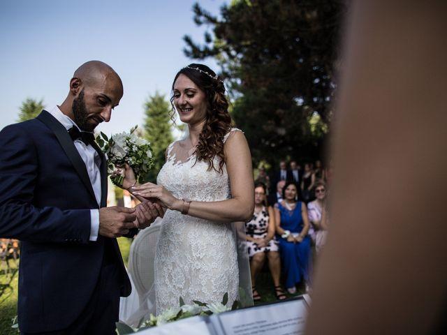 Il matrimonio di Massi e Gaia a Inveruno, Milano 140