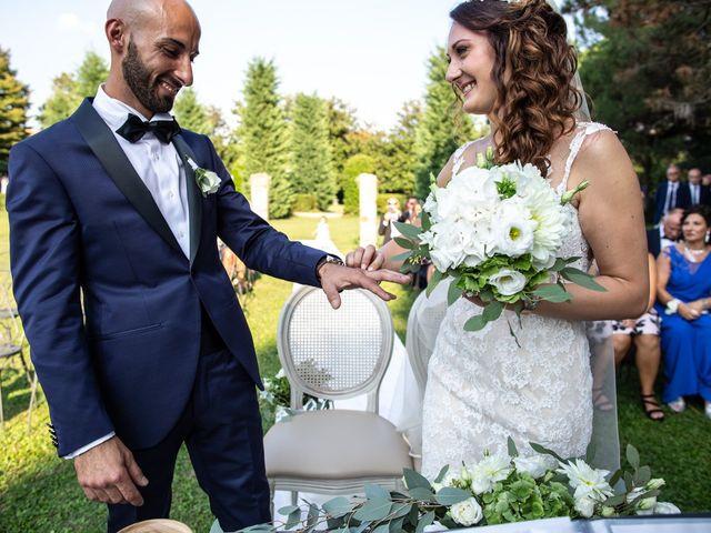 Il matrimonio di Massi e Gaia a Inveruno, Milano 141