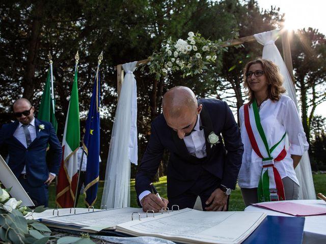 Il matrimonio di Massi e Gaia a Inveruno, Milano 143