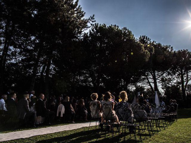 Il matrimonio di Massi e Gaia a Inveruno, Milano 144