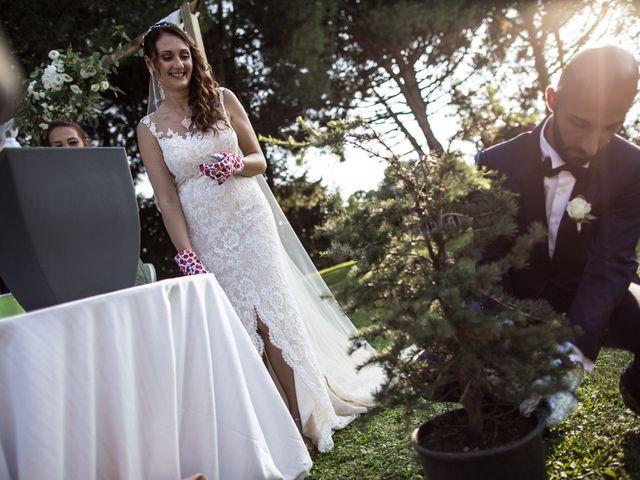 Il matrimonio di Massi e Gaia a Inveruno, Milano 149