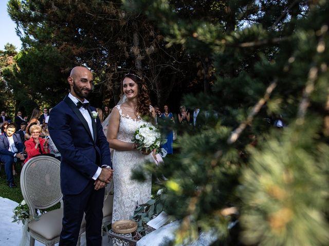Il matrimonio di Massi e Gaia a Inveruno, Milano 153