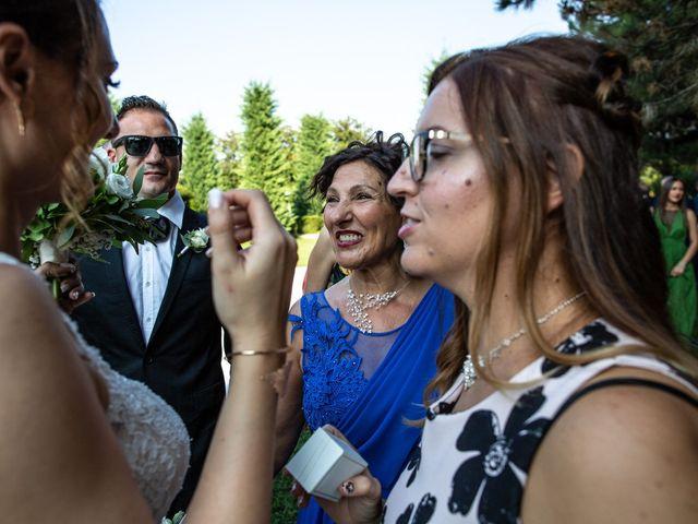Il matrimonio di Massi e Gaia a Inveruno, Milano 154
