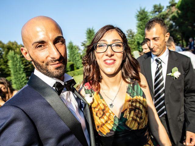 Il matrimonio di Massi e Gaia a Inveruno, Milano 155
