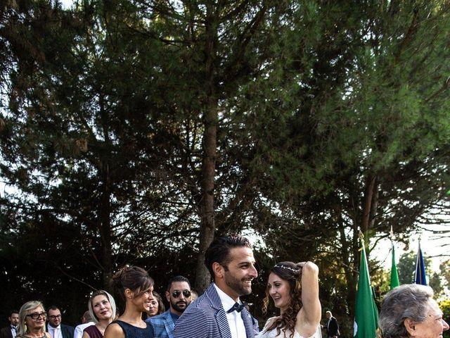 Il matrimonio di Massi e Gaia a Inveruno, Milano 156