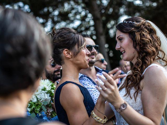 Il matrimonio di Massi e Gaia a Inveruno, Milano 157