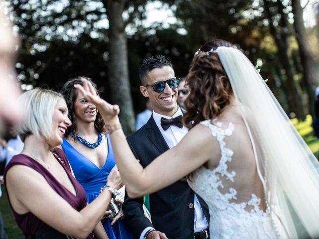 Il matrimonio di Massi e Gaia a Inveruno, Milano 158