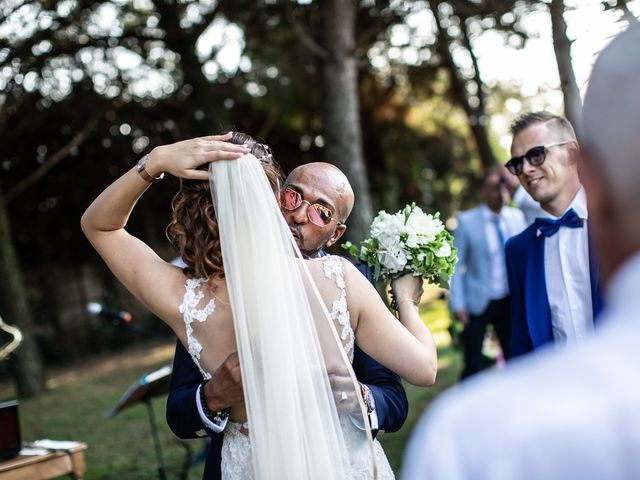 Il matrimonio di Massi e Gaia a Inveruno, Milano 161
