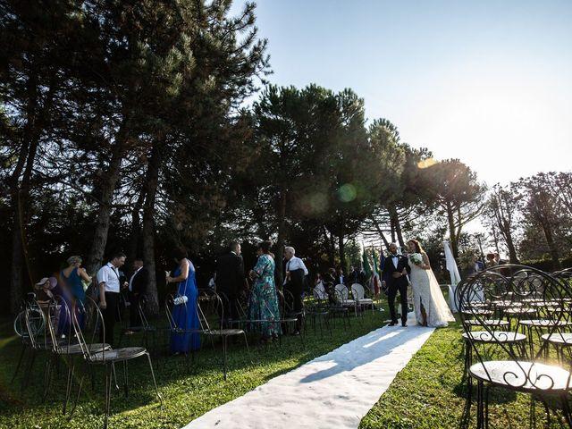 Il matrimonio di Massi e Gaia a Inveruno, Milano 162