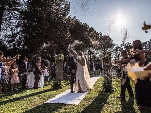 Il matrimonio di Massi e Gaia a Inveruno, Milano 164