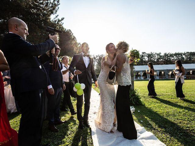 Il matrimonio di Massi e Gaia a Inveruno, Milano 165