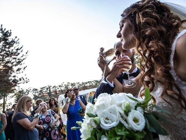 Il matrimonio di Massi e Gaia a Inveruno, Milano 168