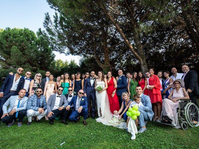 Il matrimonio di Massi e Gaia a Inveruno, Milano 170
