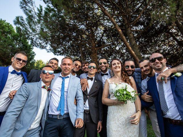 Il matrimonio di Massi e Gaia a Inveruno, Milano 171