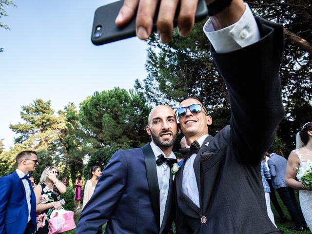 Il matrimonio di Massi e Gaia a Inveruno, Milano 173